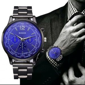 Other - Men Luxury watch Stainless Steel BEST QUALITY